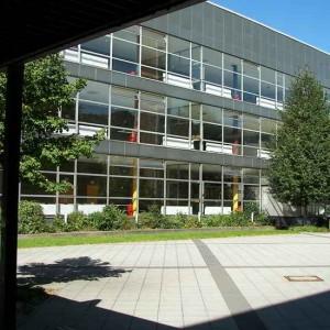 Hörsaalgebäude Uni Marburg