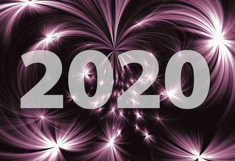 Prost Neujahr 2020!