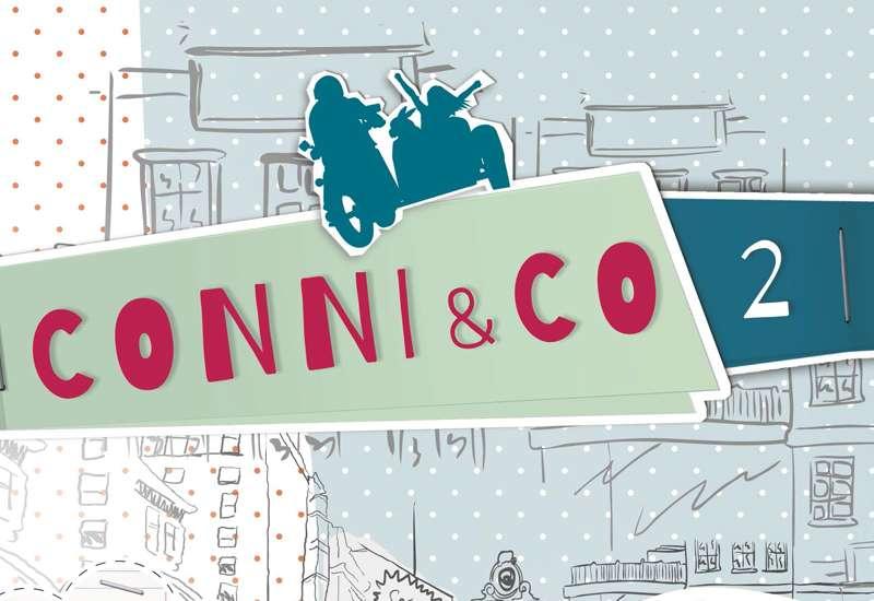 Filmdreh Auf Dem Corpshaus: Conti & Co 2