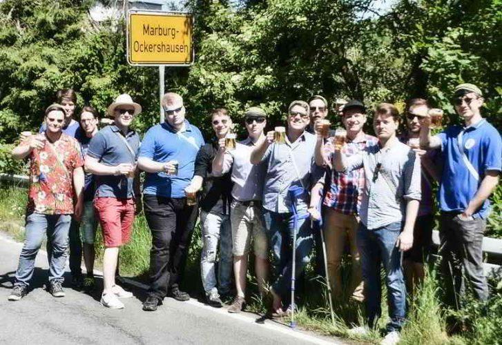 Fasspartie – Vatertag Nach Hessen-Nassauer-Art
