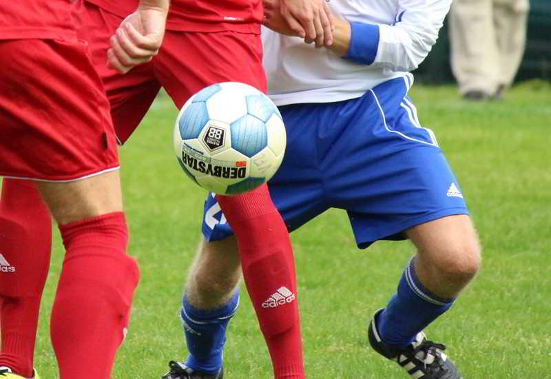 Fußballspiel Gegen Suevia