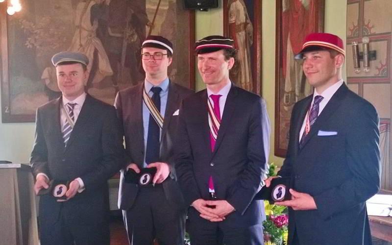 Festakt Zur Verleihung Der Klinggräff-Medaille