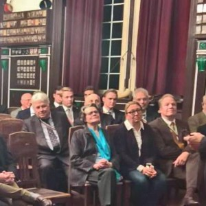 Lesung Dr. Peter Prange In Marburg War Ein Großer Erfolg