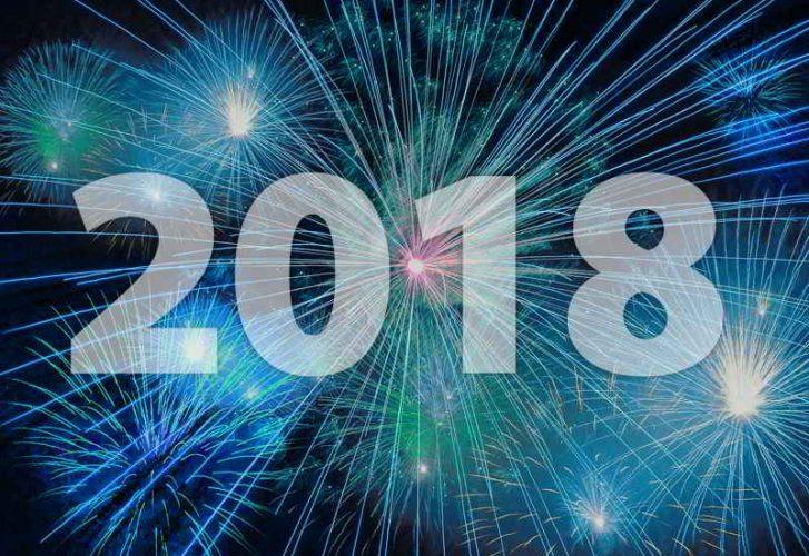 Prost Neujahr 2018!
