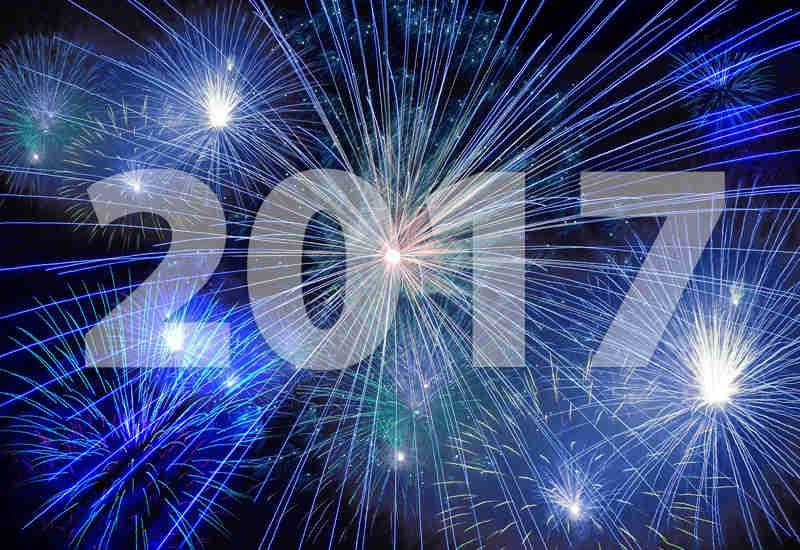 Prost Neujahr 2017!