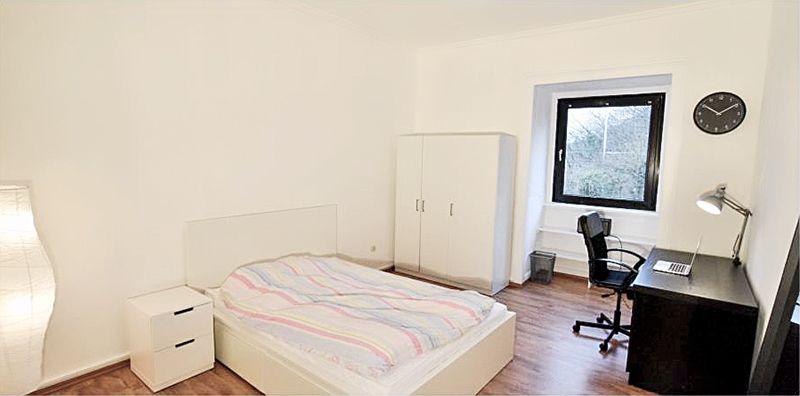 Die renovierten Zimmer: Das Ergebnis kann sich sehen lassen
