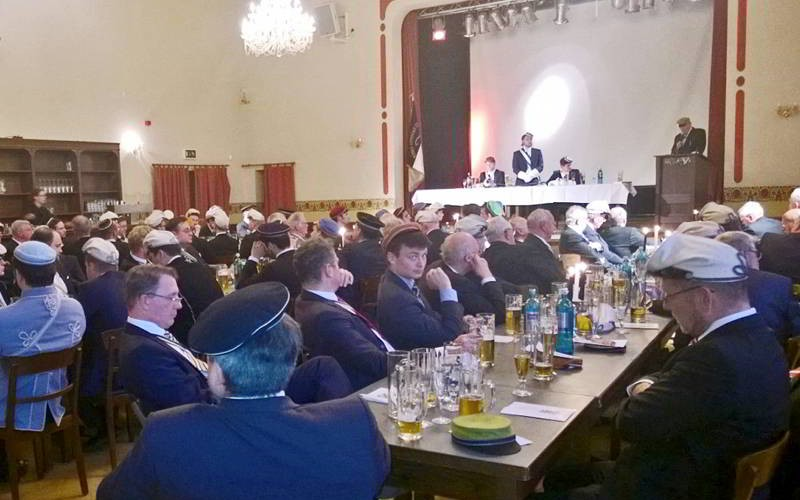 180. Stiftungsfest Borussia Halle