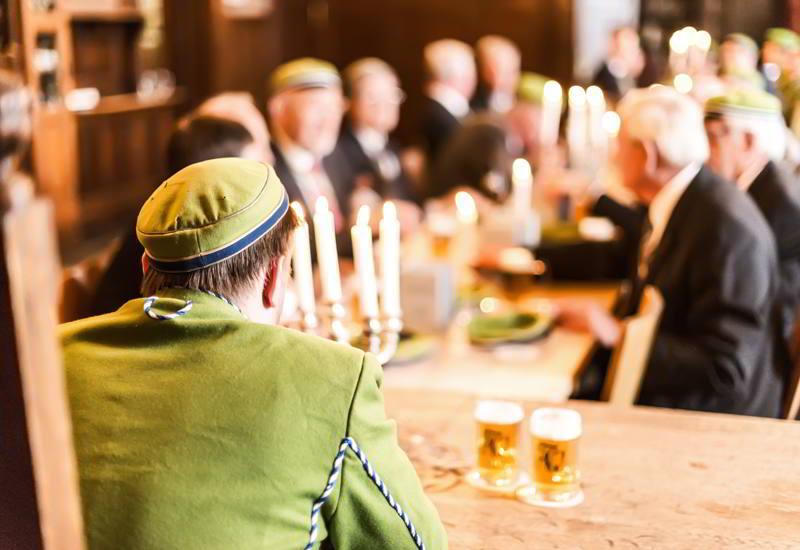 Rückblick Stiftungsfest In Marburg