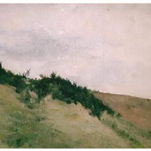 Landschaftsstudie, 1889
