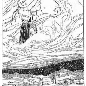 Frau Holle, 1906/1908