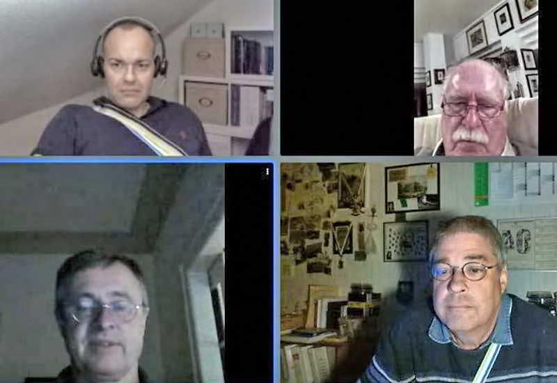 Videokonferenz Gau Mitte