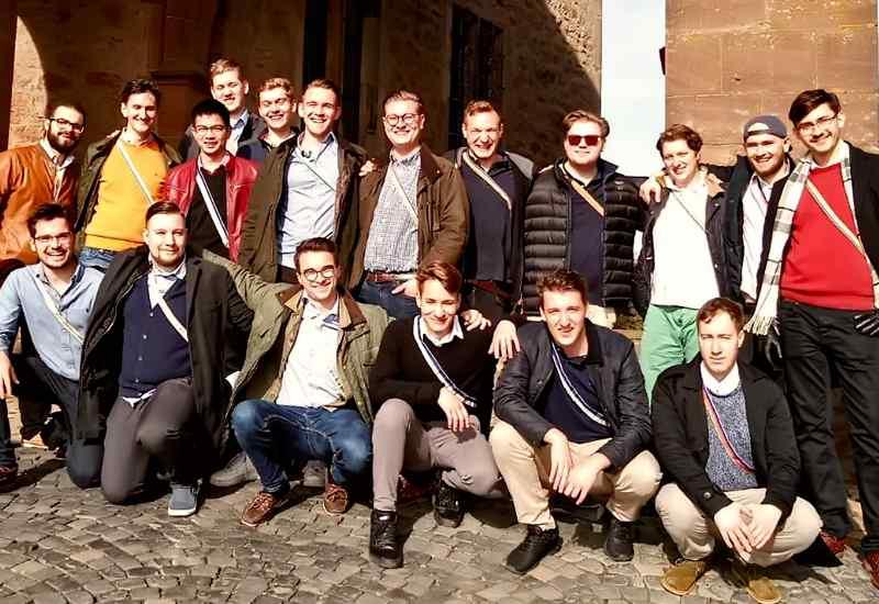 Vierertreffen In Marburg