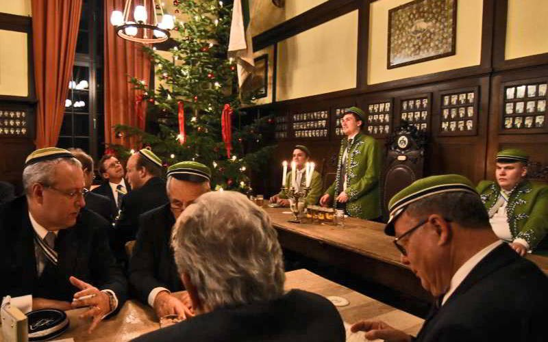 Rückblick Weihnachtskneipe 2016
