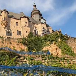 Kurz Vor Den Schlossmauern