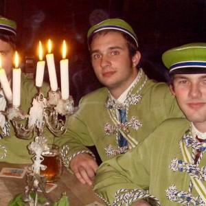 """Kneipjacke, Band, Mütze: Die Typische """"Uniform"""" - Nur Zu Bestimmten Anlässen"""