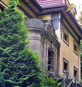 Corpshaus Eingangsbereich - Hasso-Nassovia