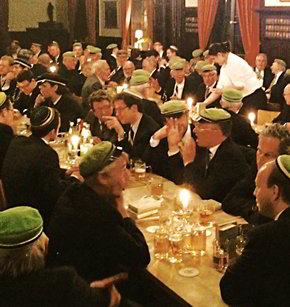 Wir feiern eine Kneipe - Corps Hasso-Nassovia